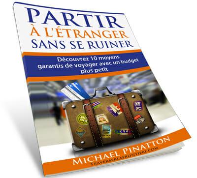 Cover guide partir à l'étranger sans se ruiner