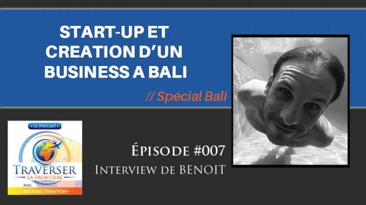 start-up bali