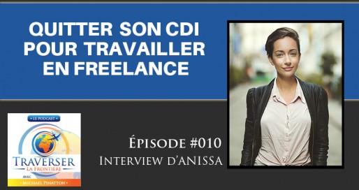 anissa freelance podcast