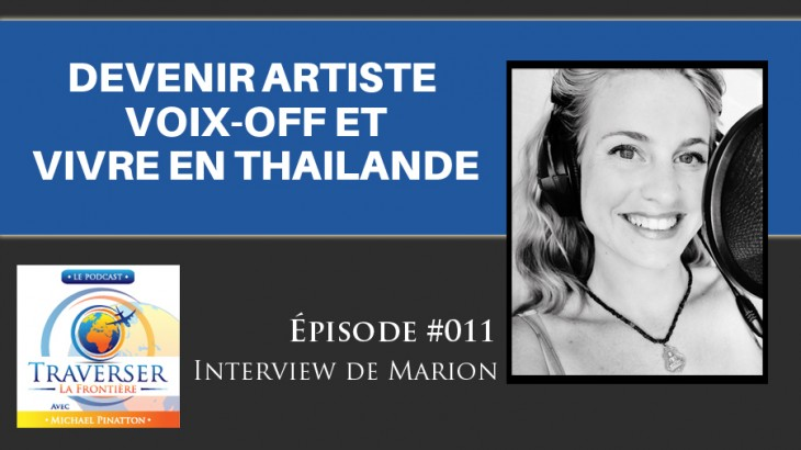 ep011 podcast marion