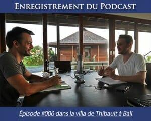 podcast bali