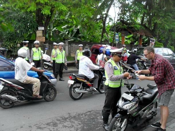 bali-police