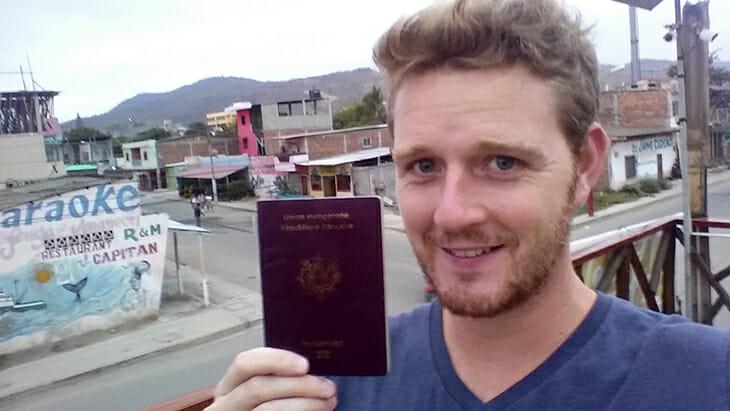 passeport michael