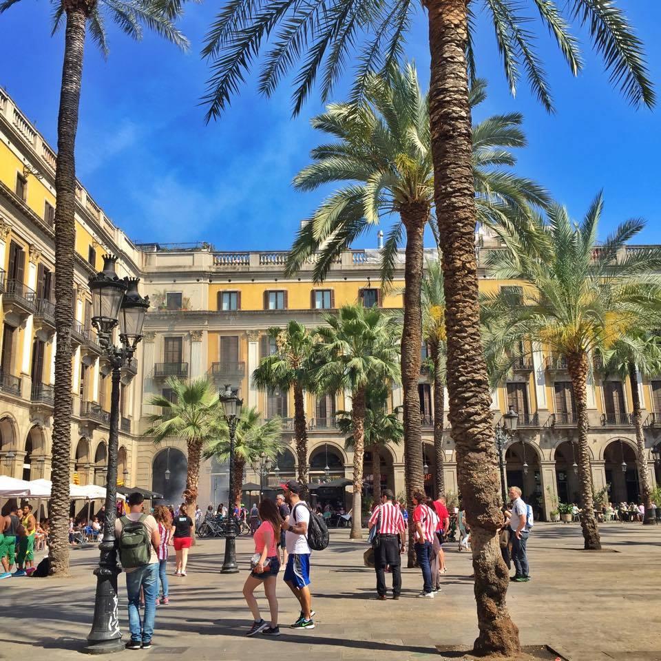 Plaça Real