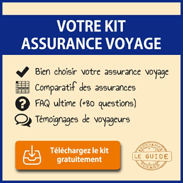 kit assurance voyage