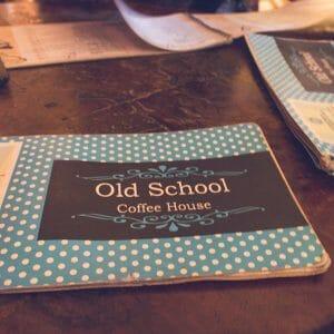 old school coffee house cluj