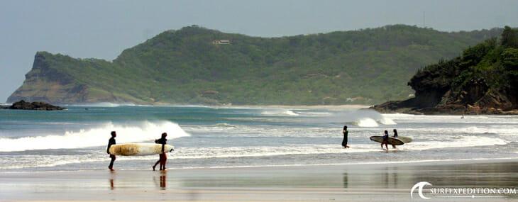 plage surf