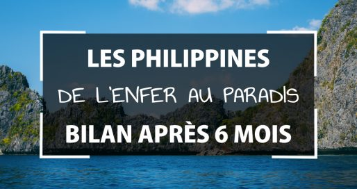 voyage 6 mois philippines