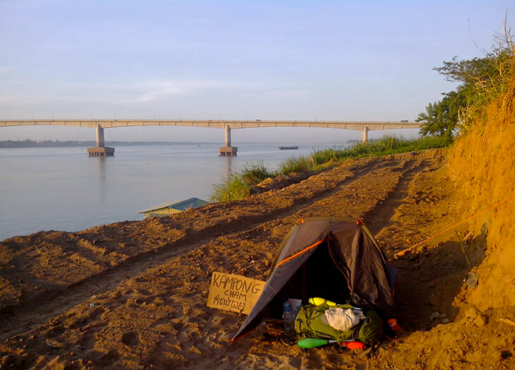 camping voyage