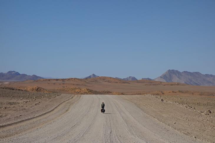 vélo namibie