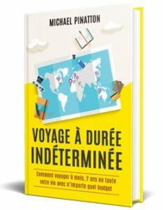 Livre : Voyage à Durée Indéterminée
