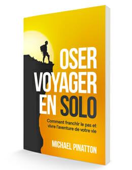 Livre : Oser Voyager en Solo