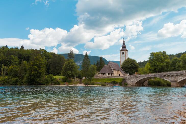 Voyager seul en Slovénie... un bonheur !