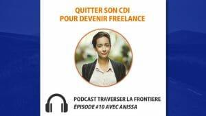 Quitter son CDI et devenir freelance nomade