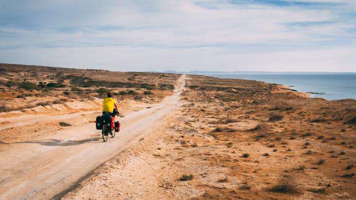 Mon voyage à vélo en Iran