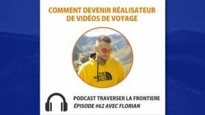 Florian est réalisateur de vidéos de voyage