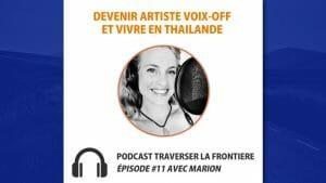 Métier Nomade digital : Artiste voix-off